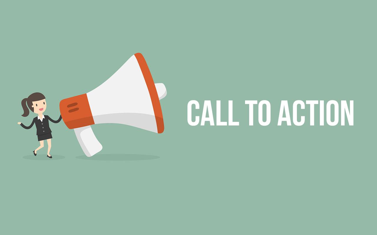 Các bước để tạo Call to Action